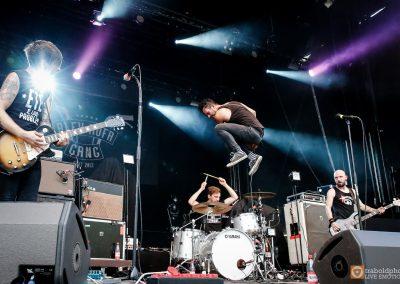 Alex Mofa Gang - Live - Zitadelle Mainz