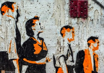 Street Art - Barcelona 2010