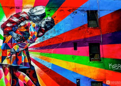 © traboldphoto - Street Art - New York City 2014