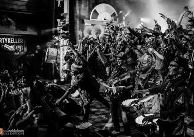 Fastnacht - traboldphoto - Musikzug Kuenzel - Stehung GCV